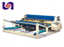 Guangmao High quality Small Tissue Roll Slitting Machine small rolls paper making machine, paper slitter