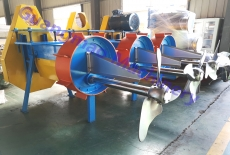 Preparing paper machinery for 80 tons/day kraft paper production line