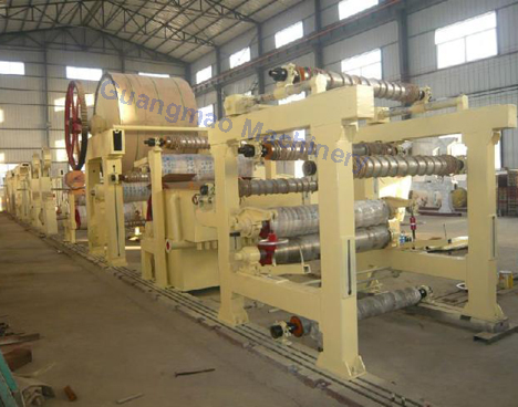 1092mm tissue paper machine