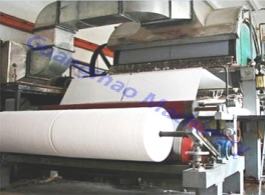 3200mm large capacity tissue paper machine machine for producing toilet paper and napkin